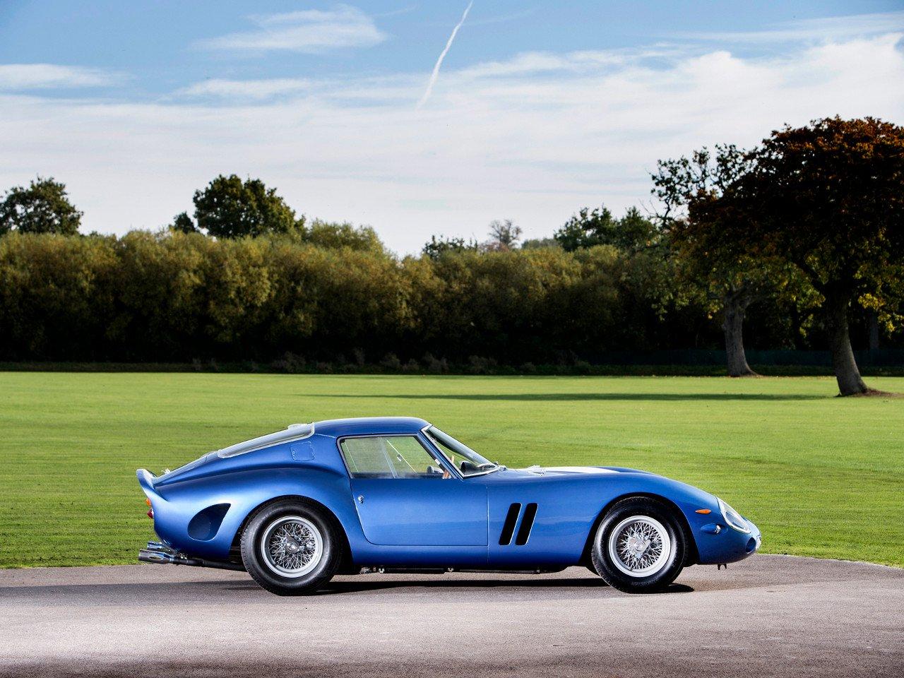 Mais de 50 milhões. O carro mais caro do mundo está à venda – Observador 797f429283313