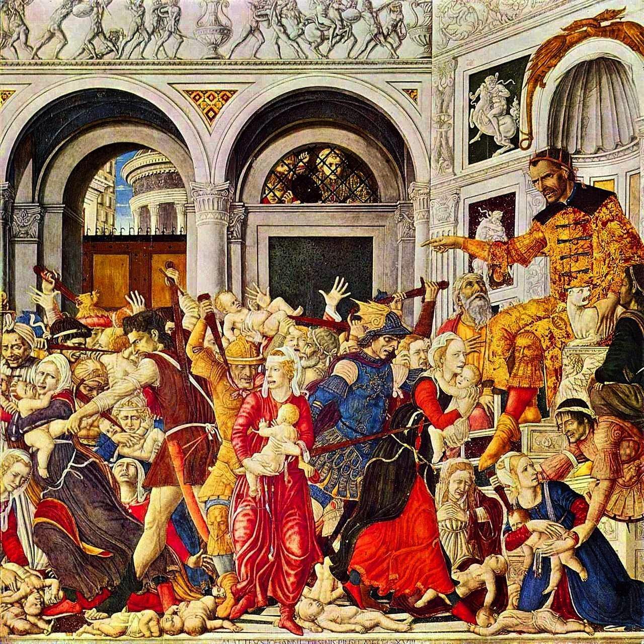 massacre-dos-inocentes As respostas às questões difíceis sobre o Natal (mesmo as mais inconvenientes)