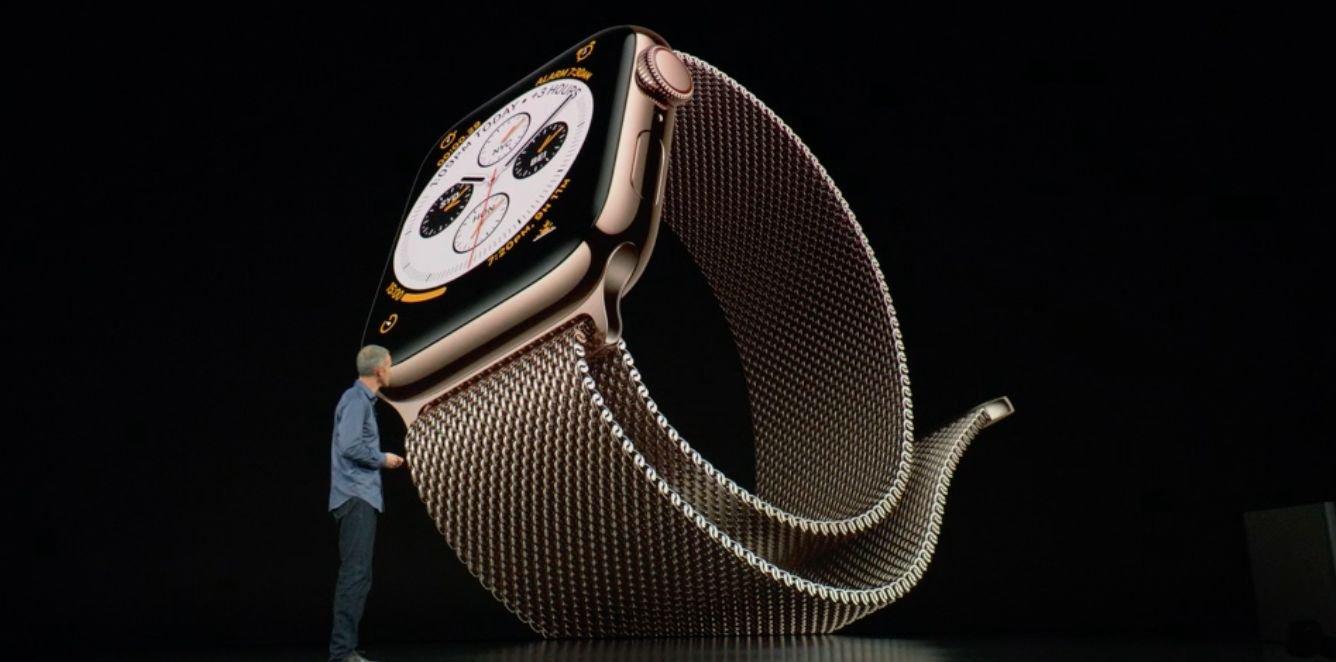 cca22a95219 Há pulseiras para todos os gostos nos novos relógios inteligentes da Apple