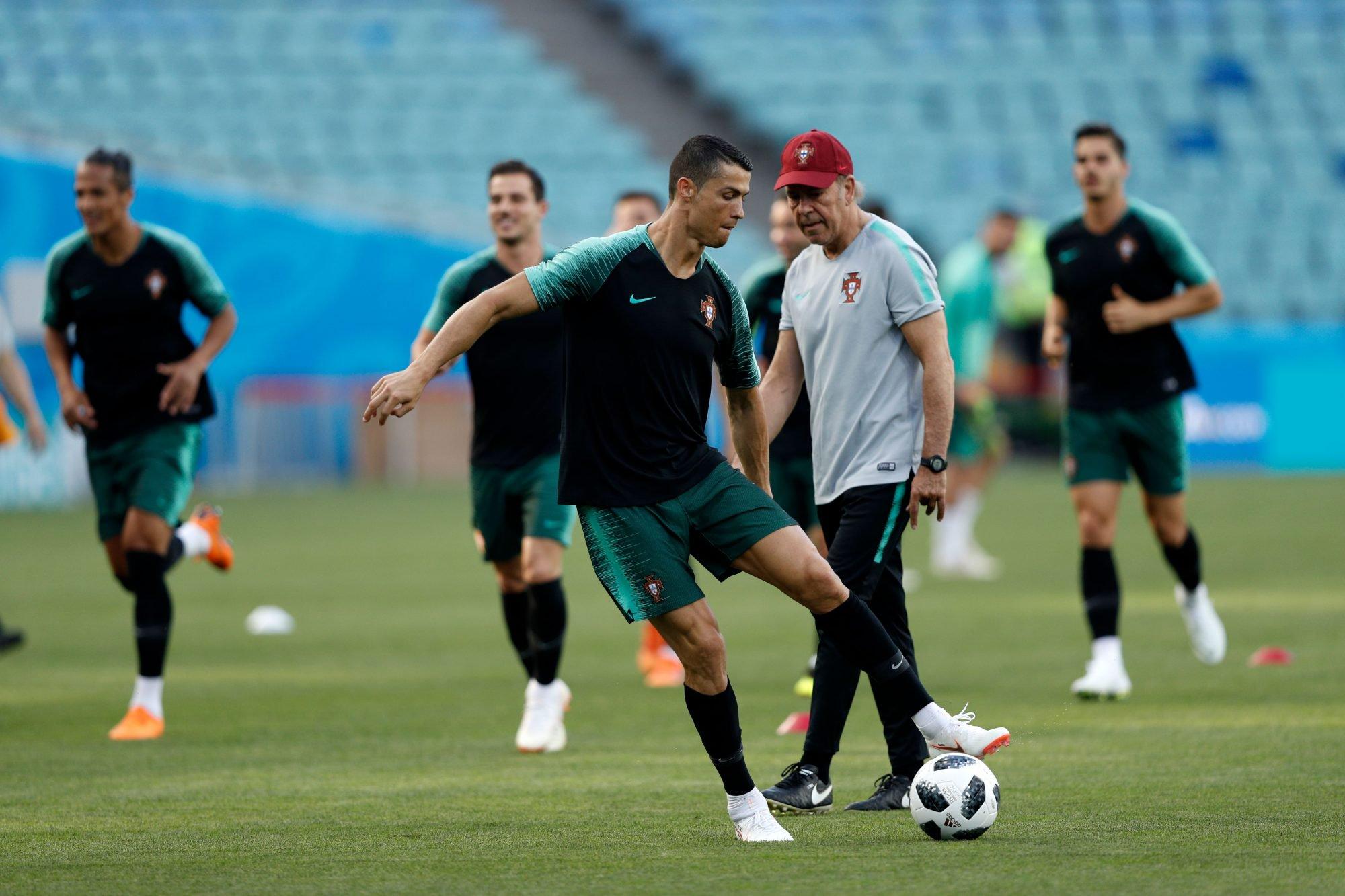 "Cristiano Ronaldo  ""Estou bem 40fa4e4392eb1"