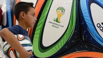6ec33a299 Brazuca para fazer esquecer a bola do Mundial da África do Sul ...