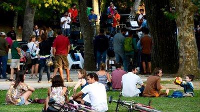 38c4b0c084 Praças e jardins de Lisboa acolhem um mês de cultura gratuita ...
