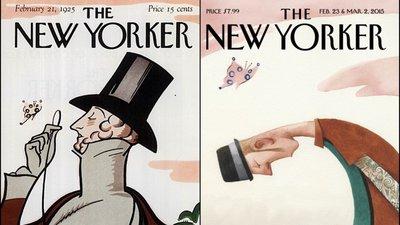 Revista The New Yorker celebra 90 anos com nove capas diferentes ... 811c7b06418