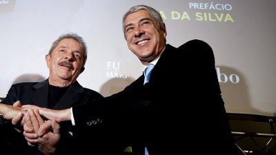 Resultado de imagem para Sócrates e Lula ataques a Moro