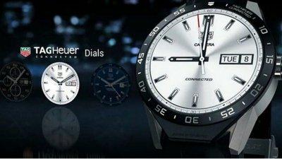 """346d8a2e7dc A TAG Heuer tem um novo """"smartwatch"""". Um luxo que custa 1.350 euros ..."""