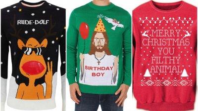 7cb67b2e425 20 camisolas perfeitas (ou não) para a noite de Natal – Observador