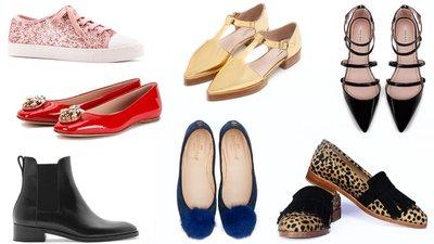 Compre Vestido De Negócios Britânicos Levantou Sapatos De