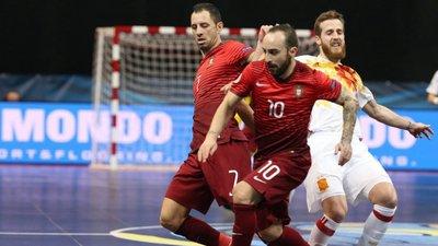 09ef0a21662cc Portugal afastado do Europeu de futsal pela Espanha – Observador