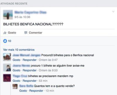 ASAE atenta à venda ilegal de bilhetes para o Benfica-Nacional ... 012bab348a43a