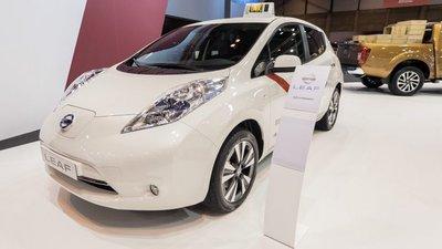 509680508c8 Maior frota de táxis eléctricos do mundo é Nissan – Observador