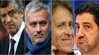 Os 50 melhores treinadores de futebol do mundo (Mourinho é o