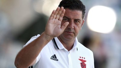 8bc42ab714 Rui Vitória não está preocupado com impasse na contratação de Rafa ...