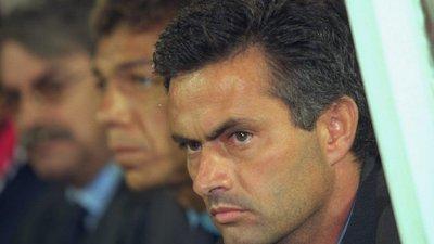 a439fe1280 José Mourinho. Dia 1 no Benfica – Observador