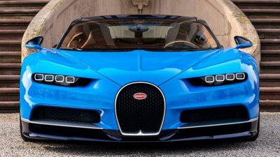 9622a078136 ... do arrebatador Bugatti Chiron. Bugatti