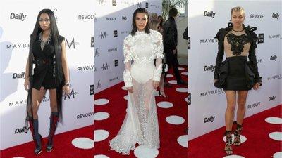 b697da892 Fashion Los Angeles Awards: a passadeira vermelha – Observador