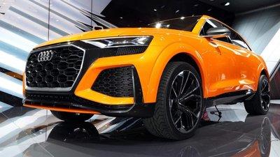 Audi Q8 E Q4 Confirmados Chegam Até 2019 Observador