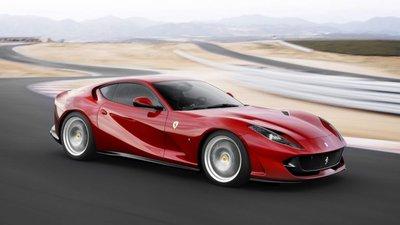 Todos os modelos da Ferrari são submetidos à prova dos nove no circuito de  Fiorano a1678e436d54a
