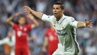 As 101 marcas de Ronaldo pintadas em tom de Bayern – Observador 6cd812c141c4f