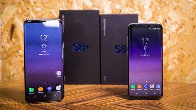 4d3655af38c Samsung Galaxy S8. Um grande ecrã num pequeno corpo – Observador
