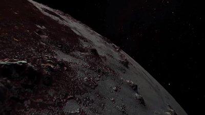 ac43066b5ec89 Vídeo. Uma nova viagem sobre Plutão e a sua lua Caronte – Observador
