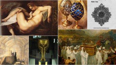 1b424b61e7 Do tesouro português aos poemas de Safo  29 tesouros perdidos pelo mundo