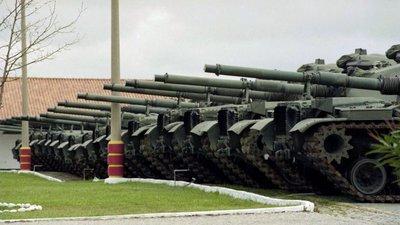 O Campo Militar de Santa Margarida 334733be069