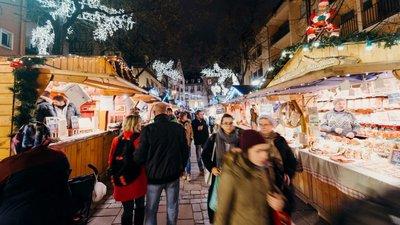 270438d14 Está aberta a época dos mercados de Natal (em Lisboa e no Porto ...