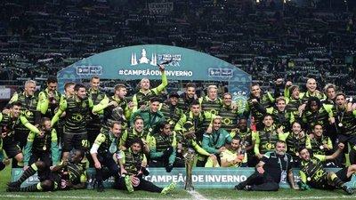 Sporting conquistou a primeira Taça da Liga do historial 5139baf0152aa