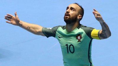 de655965cdbe2 Ricardinho procura o primeiro grande título com a Seleção Nacional após  ganhar tudo a nível de clubes