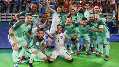 Portugal vence Rússia e está pela segunda vez na final do Europeu de futsal d11b61ed39d19