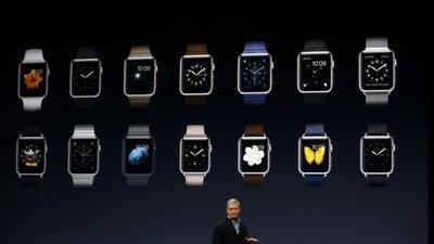 3bd068c7ed4 Apple Watch vende mais que Rolex e Swatch juntas – Observador
