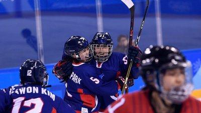 579bcdfb2c A seleção de hóquei do gelo das duas Coreias marcou o primeiro golo — e a  autora nasceu nos EUA