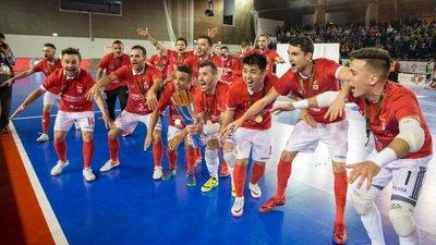 Benfica defronta Burinhosa nos quartos de final da Taça de Portugal de  futsal 8d2ec847985ef