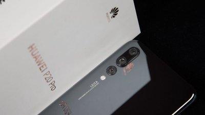 P20 Pro. A Huawei imitou a Apple, mas não nos importamos nada ... d05fd740d5