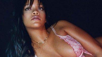 5b770d347 Rihanna vai lançar uma coleção de lingerie e não se esqueceu dos tamanhos  grandes