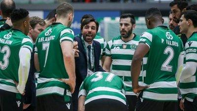 Sporting derrota Benfica e sagra-se bicampeão nacional de andebol a três  jornadas do fim 61c23b65bdc9b