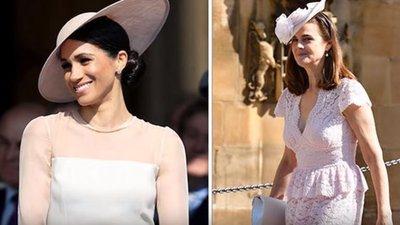 eb462c9854f Meghan Markle vai ter uma tutora escolhida pela rainha Isabel II ...
