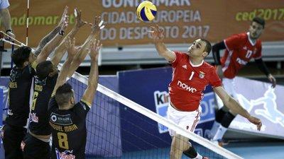 Voleibol. Rapha volta a assinar pelo Benfica 0565673c654ed