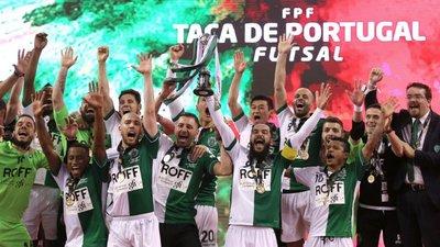 Bicampeão Sporting assegura presença na final do Nacional de futsal ... 6e2db8b4e39cd