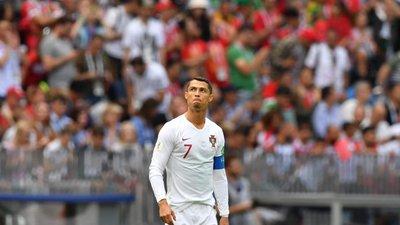 Uma história que já tem barbas. Ou barbicha  Ronaldo decide 87c036e8cc2d5