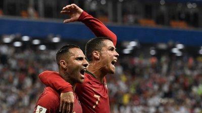 4fa2fa5bdb Quaresma marcou o primeiro golo no primeiro Mundial... no primeiro jogo em  que foi titular