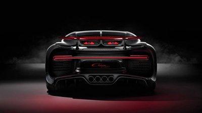120e735b4c9 Bugatti propõe Chiron de 5 milhões. Só para alguns