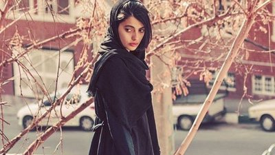 Maedeh Hojabri em maio de 2018 (imagem retirada da conta pessoal de  Instagram) 7fbfbe51d2038