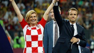 O lado menos consensual da presidente da Croácia a7107909f4922