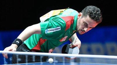 464d237176 Marcos Freitas nos quartos de final do Open da República Checa em ténis de  mesa