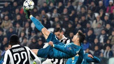 Bicicleta de Cristiano Ronaldo contra a Juventus é o melhor golo do ... ca18cb4fc2e72
