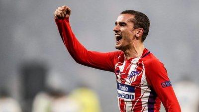 816426af2e374 Griezmann eleito melhor jogador da Liga Europa – Observador