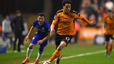 Hélder Costa  de empréstimo em empréstimo até ao Wolverhampton e à Seleção  Nacional 7b68cc495392a