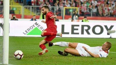 Portugal vence na Polónia (3-2) e lidera grupo - como aconteceu c5997d5cb798d