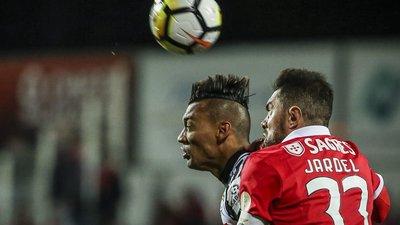 826131809b Jardel de regresso aos convocados do Benfica para a visita ao Ajax ...